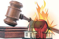 Уголовная ответственность в сфере пожарной безопасности